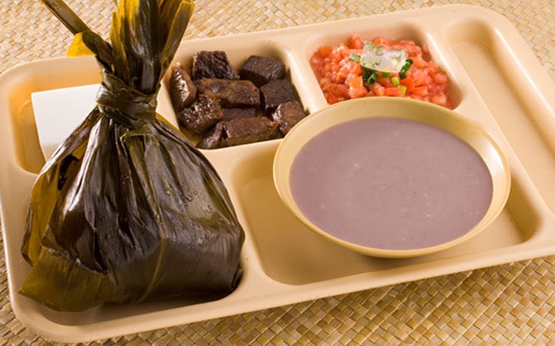 Lau Lau Combo Plate - Waipahu