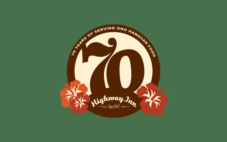 70th Year Logo